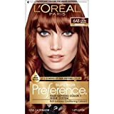 #7: Preference Chic Auburn Brown , 1-Count : L'Oreal Paris Superior Preference Fade-Defying Color + Shine System, 6AB Chic Auburn Brown(Packaging May Vary)