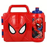 Spiderman - 3D Combo Set Lunchtasche, Farbe (Stor st-59495)