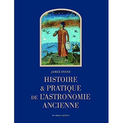 Histoire et pratique de l'astronomie ancienne (L'âne d'or)