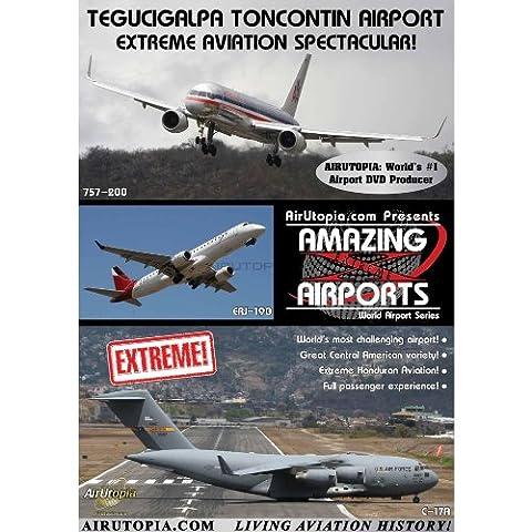 AirUtopia Tegucigalpa Toncontin Airport - Extreme DVD