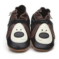 Di lusso morbida pelle scarpe da bambino progettati per dare comfort per i piccoli piedi in crescita