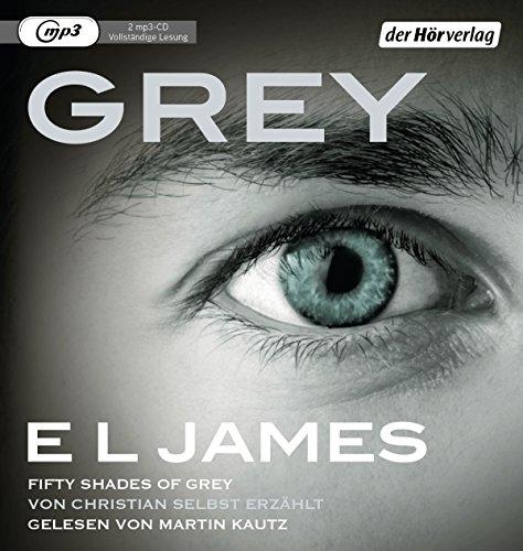 Buchseite und Rezensionen zu 'Grey - Fifty Shades of Grey von Christian selbst erzählt' von E L James