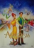 Anastasia: Teaser A (1997) | original Filmplakat, Poster [Din A1, 59 x 84 cm]