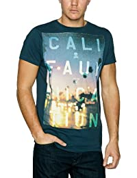Friend Or Faux Hotcity Printed Men's T-Shirt