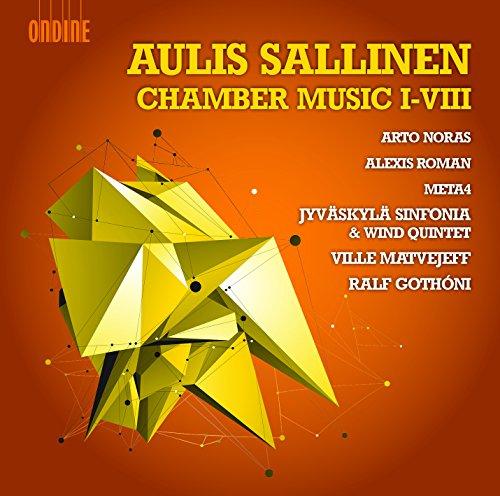 Sallinen: Kammermusik 1-8