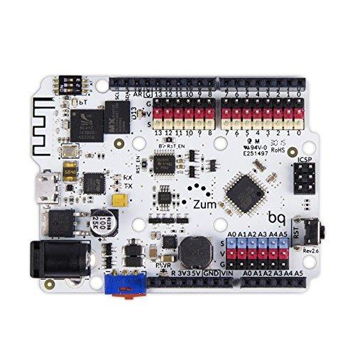 51LMU1Dq90L - Bitbot3d ZUM BOX. Kit de iniciación a la robotica. Kit de la marca BQ para iniciarse en la eletrónica, informática y robótica.