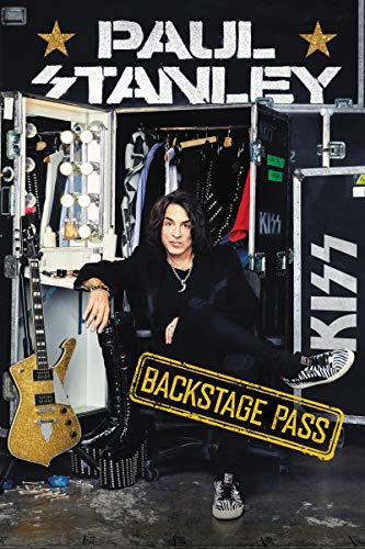 Backstage Pass (English Edition) (Rock Music Merchandise)
