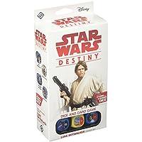 Fantasy-Flight-Games-ffgswd10-Star-Wars-Luke-Skywalker-Destiny-Starter-Game-Set