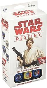 Fantasy Flight Games ffgswd10Juego de Star Wars Luke Skywalker Destino Starter Set