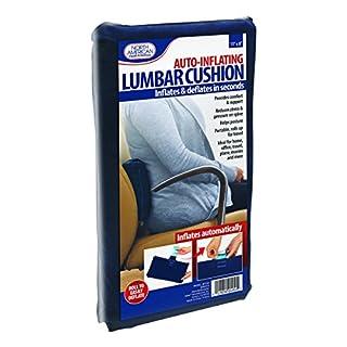 North American Healthcare Auto Inflating Lumbar Cushion