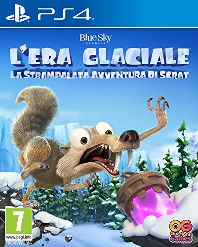 Lera glaciale La Strampalata Avventura di Scrat PS4 PlayStation 4