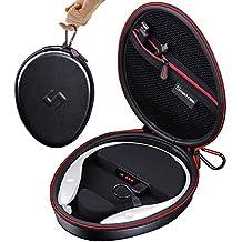 Smatree S100 Estuche de Carga(No Apto para HBS-910) para Auriculares Inalámbricos de LG Tone+ HBS-700W/HBS-730/HBS-750/HBS-760/HBS-800/HBS-900-(Auriculares No Incluidos)