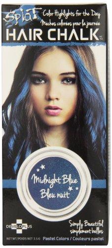 Splat Haar Kreide Midnight Blau