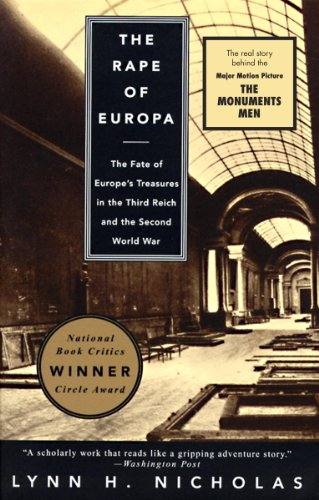 The Rape of Europa: The Fate of Europe's Treasures in the Third Reich and the Second World War (English Edition) por Lynn H. Nicholas