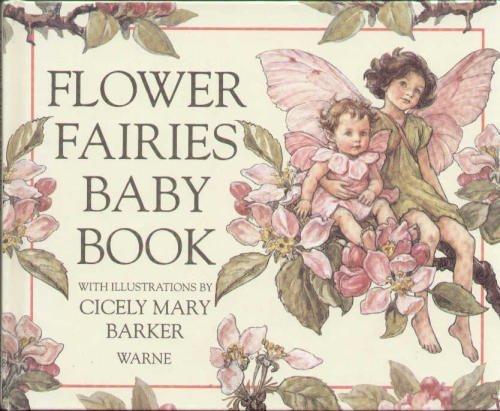Flower Fairies Baby Book (Flower Fairies Series)