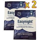 SUVEAL Santé Sommeil - EASYNIGHT - Lot de 2 Boites de 30 Comprimés