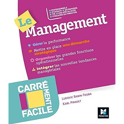 Carrément facile - Le Management - Professionnels, TPE, non spécialistes, étudiants