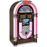 Majestic JB 3710TT Jukebox USB SD CD AUX RADIO tocadiscos