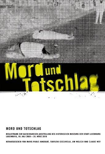 Mord und Totschlag