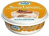 Mila - Mascarpone laktosefrei Frischkäsezubereitung Käsecreme Süßspeise - 250g