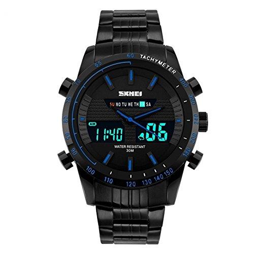 vear-herren-wasserfest-stainlvear-stahl-analog-digital-armbanduhr-alarm-rund-quarz-schwarz-blau-einh