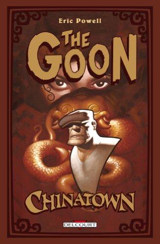 The Goon, Tome 6 : Chinatown et le mystérieux Monsieur Wicker