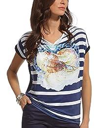 Ennywear 210043 Camiseta Casual - Hecho En La UE