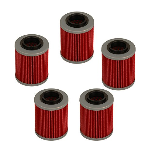 OuyFilters Oil Filter for HF152 Can-am Commander Bombardier Outlander Max 330 400 650 800 500 1000 DS650 DS650X BAJA Aprilia Rsv Mille 1005 R 1000 Factory 1000