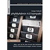 phpMyAdmin 4.0 kompakt