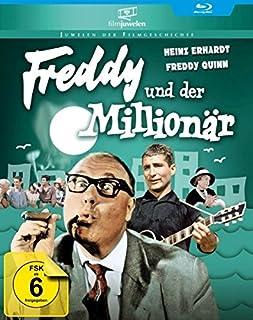 Freddy und der Millionär - Filmjuwelen [Blu-ray]