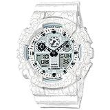 Casio G-Shock GA-100CG-7ADR (G720) Analog-Digital White Dial Men's Watch (GA-100CG-7ADR (G720))