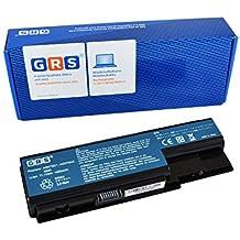 GRS portátil batería AS07B41Fç ¬ R Acer Aspire 5920G, 6920G, 5520G, 7720G, 8920G, 6920, 7520G, sustituye a: AS07B31, AS07B32, AS07B41, AS07B42, AS07B51, AS07B52, AS07B71, AS07B72, Laptop Batería 4400mAh, 11.1V