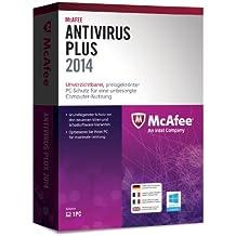 McAfee AntiVirus Plus 2014 - 1 PC