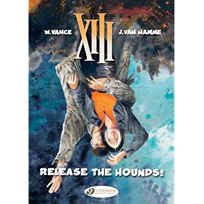 XIII - tome 14 Release the Hounds ! (14)