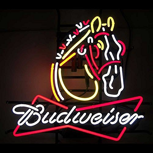 neonetics-5budcl-budweiser-clydesdale-neon-business-sign-by-neonetics