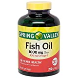Spring Valley Fish Oil Omega 3 - 200 Sof...