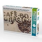 Guter Kaffee kommt aus Brasilien und aus vielen anderen exotischen Ländern. 1000 Teile Puzzle quer (CALVENDO Lifestyle)