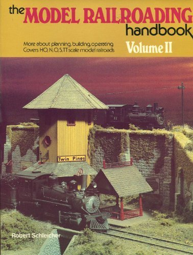 Model Railroading Handbook: v. 2 par  Robert Schleicher