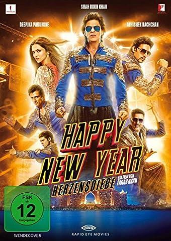 Happy New Year - Herzensdiebe (Bollywood Mit Shahrukh Khan)