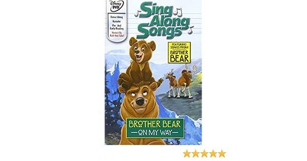 7000f329de8 Disney's Brother Bear Sing Along Songs: Amazon.co.uk: DVD & Blu-ray