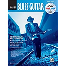 Complete Blues Guitar: Beginning - Intermediate - Mastering