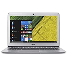 Acer Swift 3 SF314-51-718N Notebook, Processore Intel Core I7-7500U, RAM 8 GB DDR4, SSD 512 (1920 Notebook)