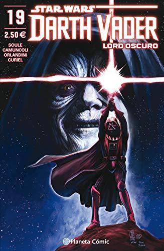 Star Wars Darth Vader Lord Oscuro nº 19/25 (Star Wars: Cómics Grapa Marvel)