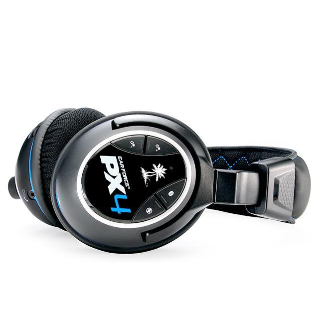 Turtle Beach Ear Force PX4 Wireless Headset (PS4): Amazon