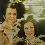 LOUISIANA WOMAN MISSISSIPPI MAN LP (VINYL) US MCA 1973 (Katalog-Nummer: MCA335)