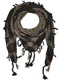 Superfreak® Palituch zweifarbig spezial°PLO Schal°100x100 cm°Pali Palästinenser Arafat Tuch°100% Baumwolle – alle Farben!!!