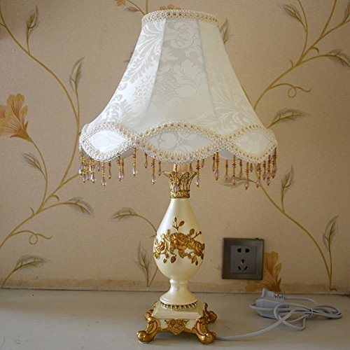 Hirtenblumen Prinzessin Home Fashion Tischlampe Schlafzimmer Bedside Creative Lighting Hochzeitsraum Dekorative (Prinzessin Leuchten Zauberstab)