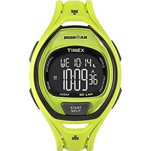 Timex–Reloj de pulsera hombre cronógrafo cuarzo plástico tw5m01700 de Timex