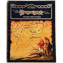 The Atlas of the Dragonlance World (Dragonlance Books)