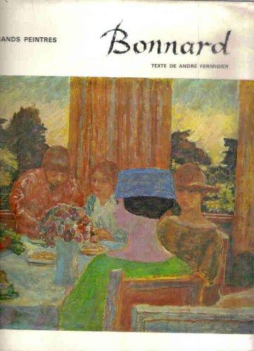Pierre Bonnard par André Fermigier